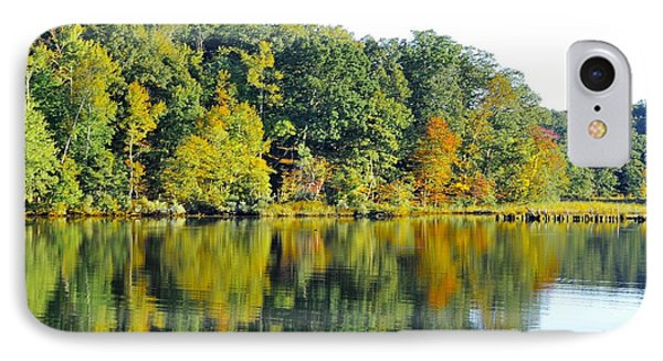 Mallows Bay IPhone Case
