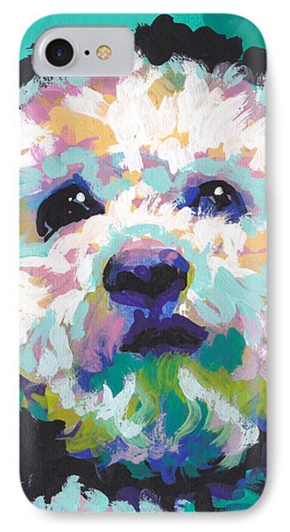 Malted Milky Poo IPhone Case by Lea S