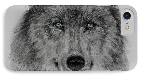 Mama Wolf IPhone Case