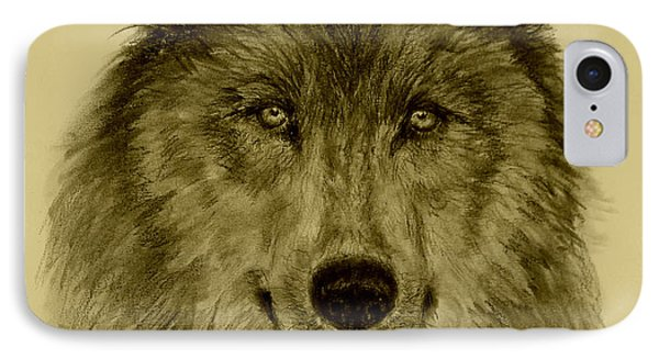 Mama Wolf Original IPhone Case