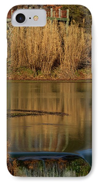 Mammoth Spring Arkansas Phone Case by Douglas Barnett