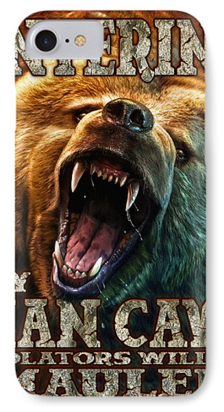 Man Cave IPhone Case