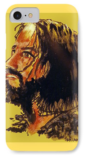 Man Of Sorrows IPhone Case by Seth Weaver