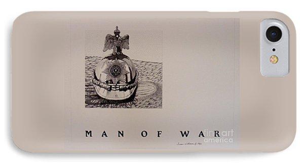 Man Of War IPhone Case