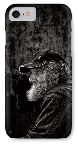 Man With A Beard IPhone Case