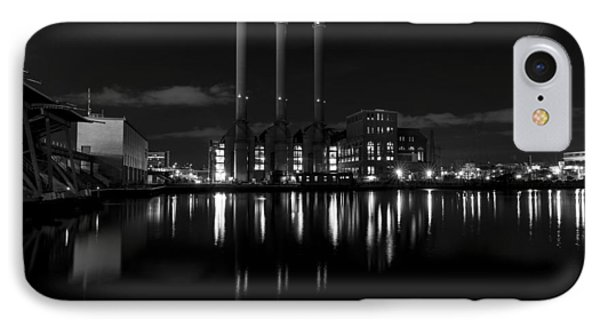 Manchester Street Power Station IPhone Case
