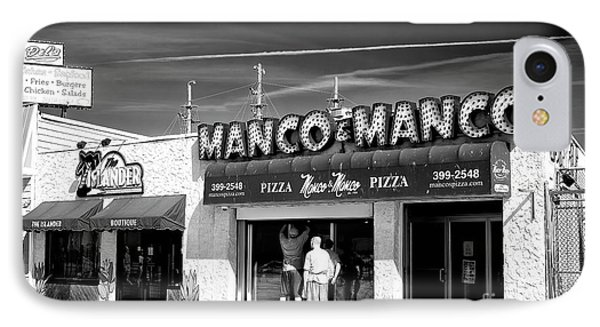 Manco And Manco IPhone Case by John Rizzuto