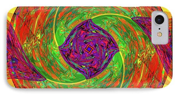 Mandala #55 IPhone Case