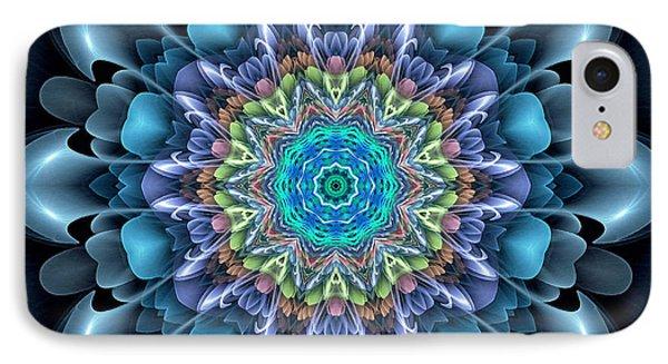 Mandala Flower 4 IPhone Case