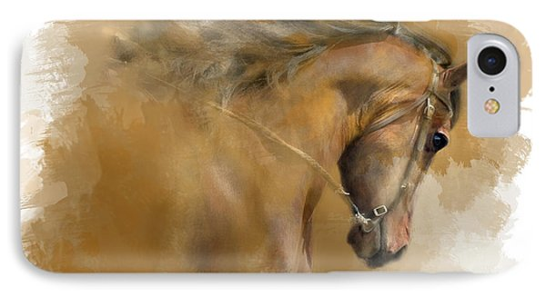 Mangalarga Marchador IPhone Case by Kathy Russell