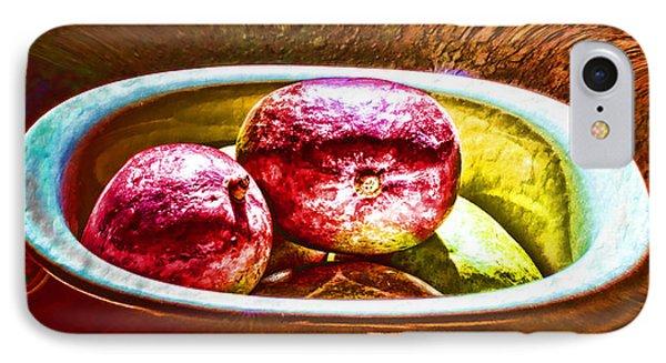 Mango Bowl IPhone Case