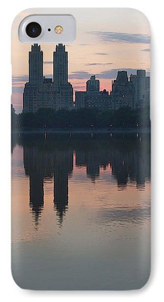 Manhattan At Night  IPhone Case