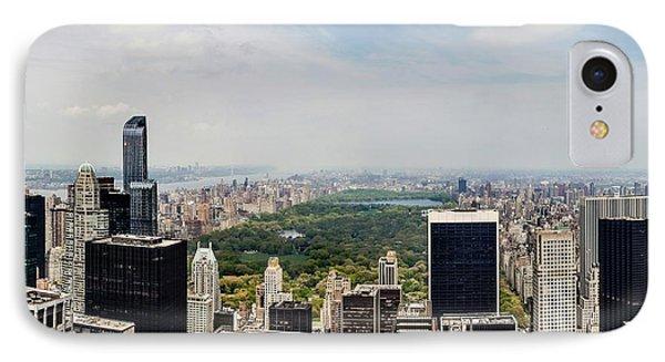 Manhattan Haze IPhone Case