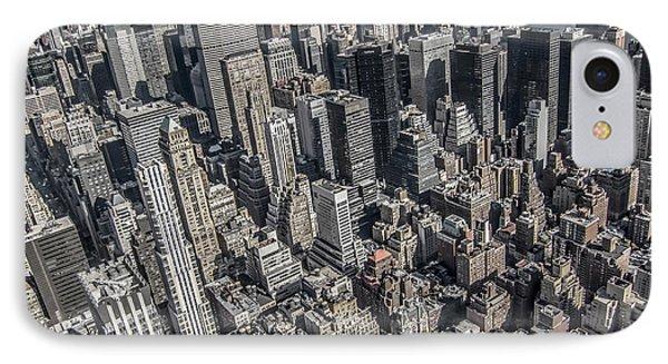 Manhattan IPhone Case by Nicklas Gustafsson