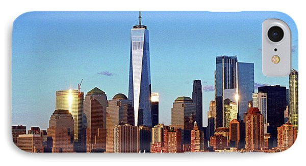 Manhattan No. 3-1 IPhone Case