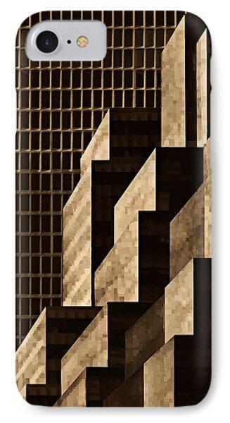 Manhattan No. 3 IPhone Case by Joe Bonita
