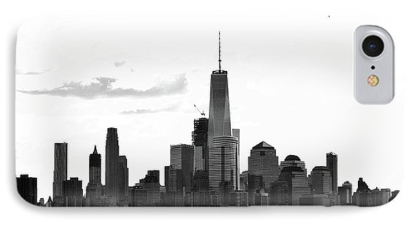 Manhattan Skyline No. 17-2 IPhone Case
