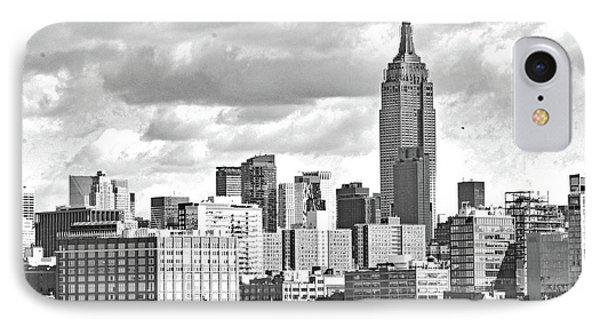 Manhattan Skyline No. 7-2 IPhone Case