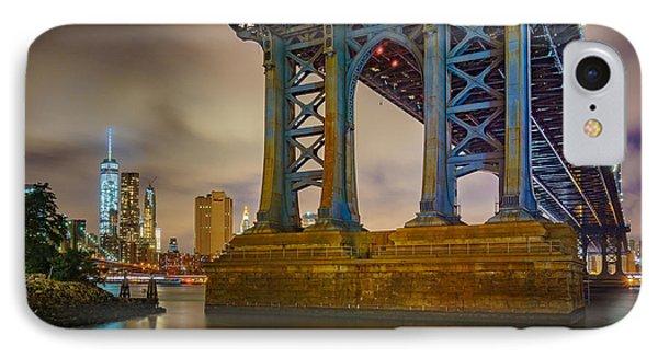 Manhattan Steel IPhone Case
