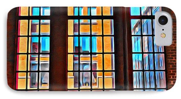 Manhattan Windows IPhone Case