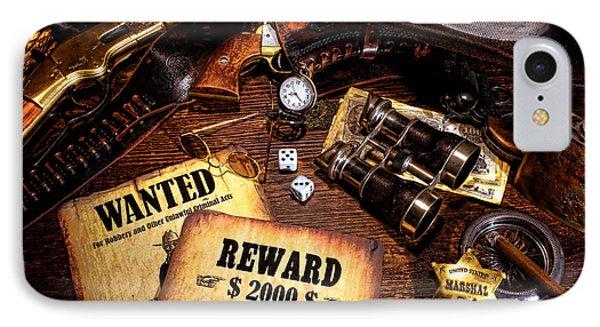 Manhunter IPhone Case