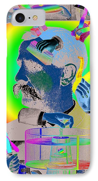 Manipulation IPhone Case by Eric Edelman