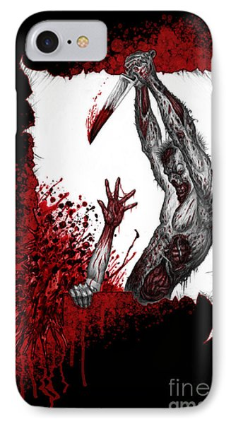 Mankind Dismissed IPhone Case by Tony Koehl