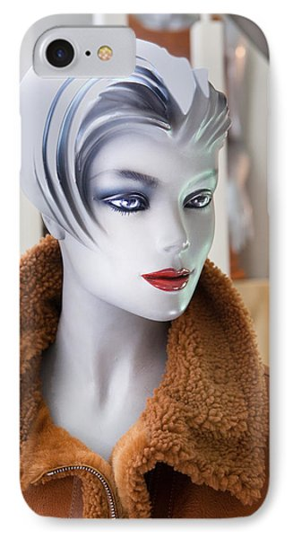 Mannequin 74a IPhone Case