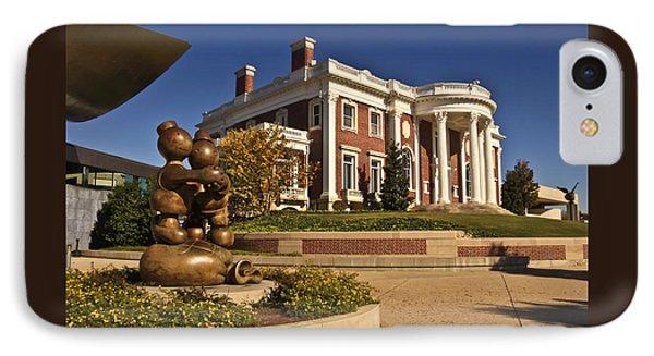 Mansion Hunter Museum IPhone Case