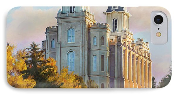 Manti Temple Tall IPhone Case