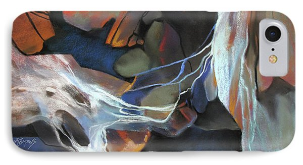 Mantled Epoch Phone Case by Rae Andrews
