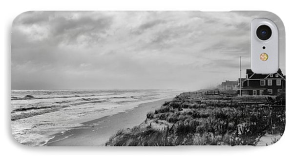 Mantoloking Beach - Jersey Shore Phone Case by Angie Tirado