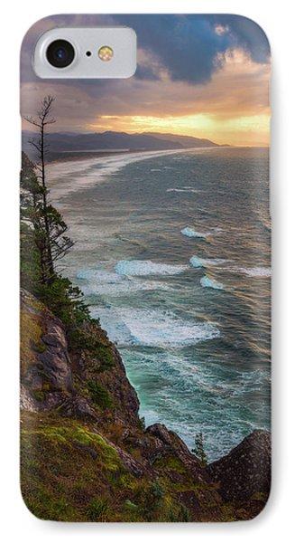 Manzanita Sun IPhone Case by Darren White