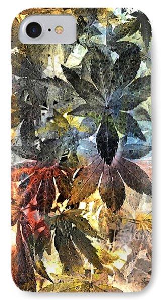 Maple Dream IPhone Case by Joseph Frank Baraba