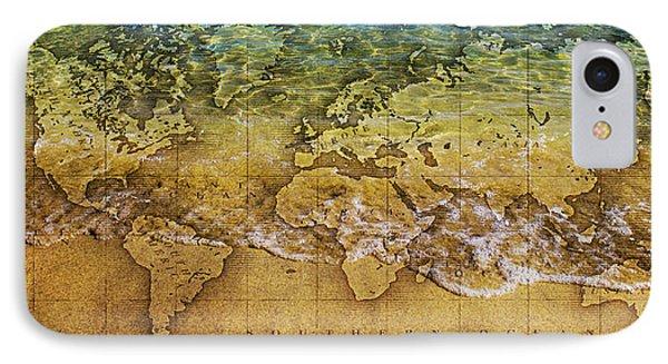 Maps IPhone Case