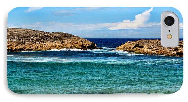 Mar Chiquita North Coast Puerto Rico Phone Case by Frank Feliciano