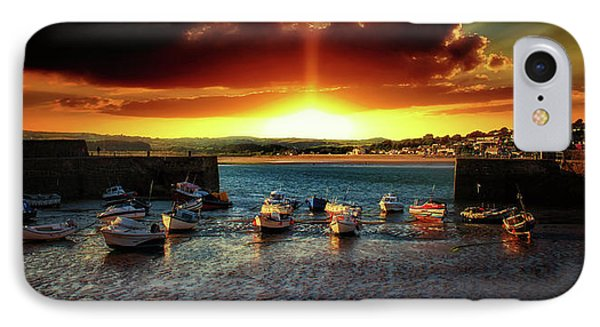 Marazion Cornwall IPhone Case