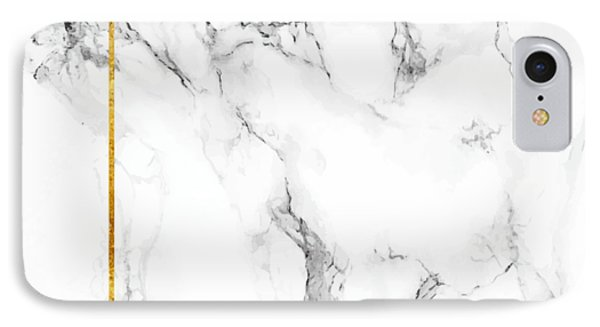 Marble 01 IPhone Case
