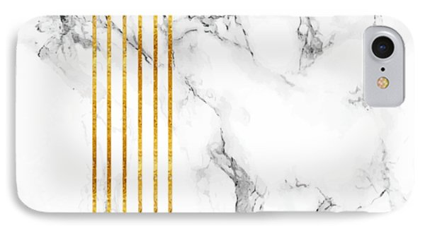Marble 02 IPhone Case