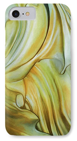 Marble Robe IPhone Case