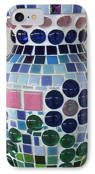 Marble Vase Phone Case by Jamie Frier