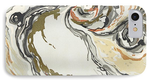 Marbled Pattern IPhone Case by Georges Barbier