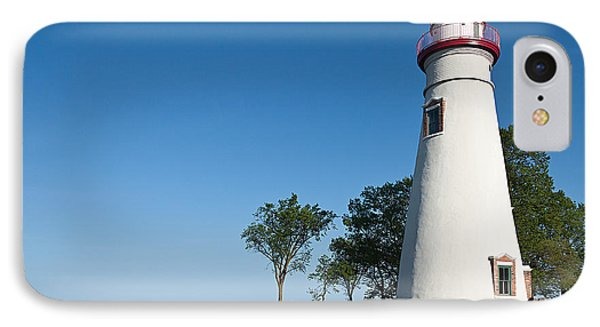 Marblehead Lighthouse IPhone Case by Dale Kincaid