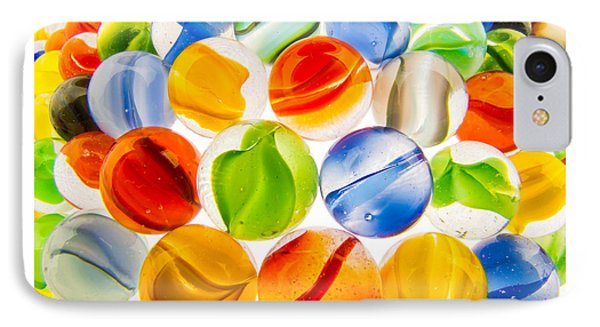 IPhone Case featuring the photograph Marbles 3 by Jim Hughes