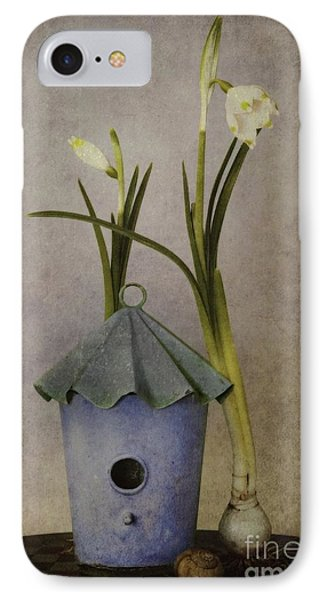 March IPhone Case by Priska Wettstein