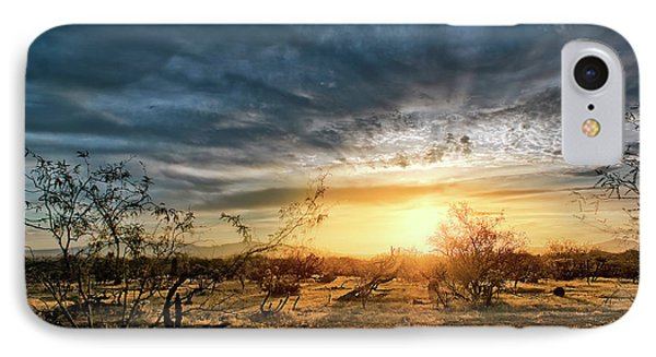 IPhone Case featuring the photograph March Sunrise by Lynn Geoffroy