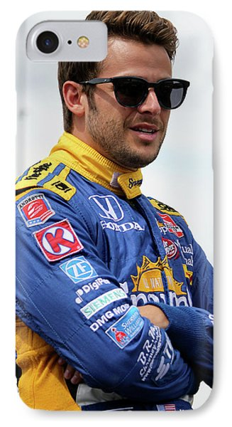 Marco Andretti IPhone Case
