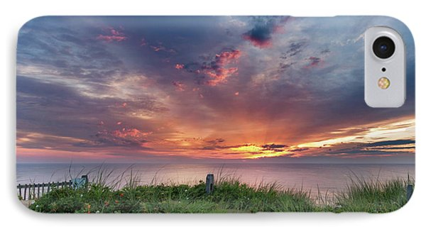 Marconi Station Sunrise Square IPhone Case