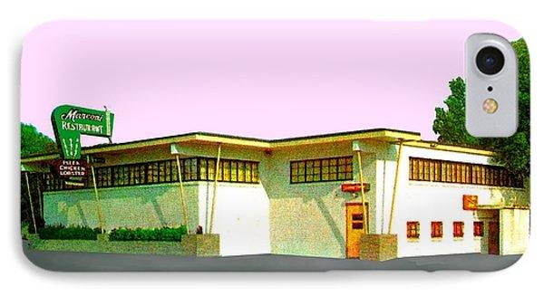 Marconi's Restaurant IPhone Case