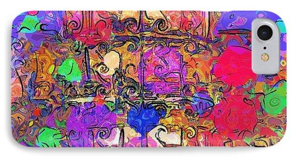 Mardi Gras IPhone Case by Alec Drake